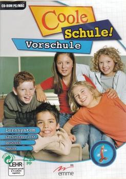 EMME Coole Schule Vorschule (DE) (Win/Mac)