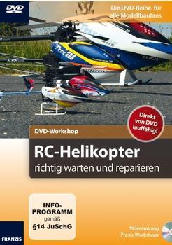 Franzis DVD-Workshop: RC-Helikopter reparieren (DE) (Win)