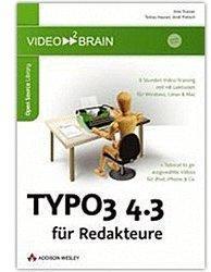video2brain TYPO3 4.3 für Redakteure (DE) (Win/Mac/Linux)