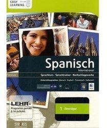 Strokes Easy Learning Spanisch Einsteiger 5.0 (DE) (Win)