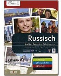Strokes Easy Learning Russisch Komplettpaket 5.0 (DE) (Win)