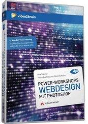 video2brain Power-Workshops: Webdesign mit Photoshop (DE) (Win/Mac)