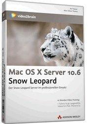 video2brain Mac OS X Server 10.6 - Der Snow Leopard Server im professionellen Einsatz (DE) (Win/Mac)