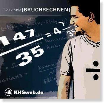 KHSweb.de Fit in Mathe: Bruchrechnen (DE) (Win)