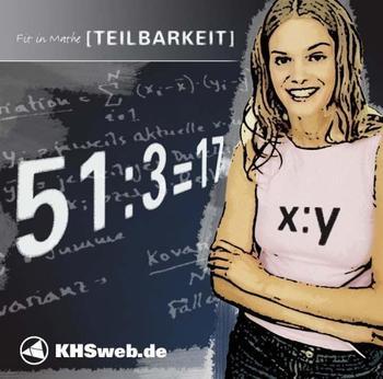 KHSweb.de Fit in Mathe: Teilbarkeit (DE) (Win)