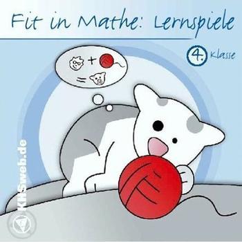 KHSweb.de Fit in Mathe: Lernspiele 4. Klasse (DE) (Win)