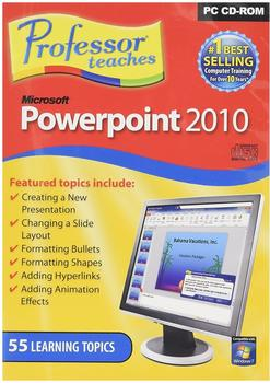 Individual Software Professor teaches Microsoft PowerPoint 2010 (EN) (Win)