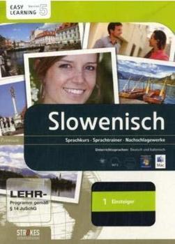 Strokes Slowenisch 1 Einsteiger Version 5 (DE) (Win/Mac)