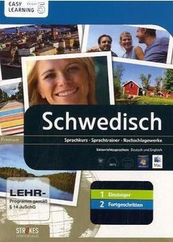 Strokes Schwedisch 1 + 2 Kombipaket Version 5 (DE) (Win/Mac)