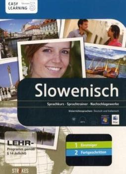 Strokes Slowenisch 1 + 2 - Kombipaket Version 5 (DE) (Win/Mac)