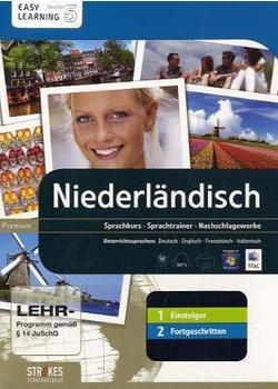 Strokes Niederländisch - Kombi-Paket Kurs 1 + 2 - Version 5 (DE) (Win/Mac)