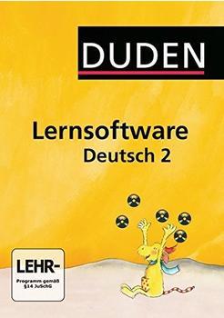Duden Lernsoftware Deutsch 2 (DE) (Win)