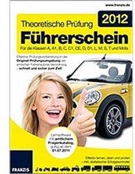 Franzis Theoretische Prüfung Führerschein 2012 (DE) (Win)