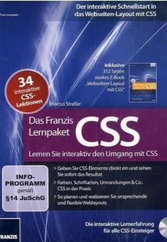 Franzis Das Franzis Lernpaket CSS (DE) (Win)