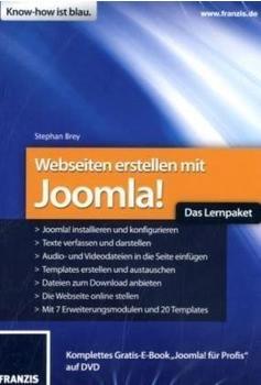 Franzis Webseiten erstellen mit Joomla! (DE) (Win)