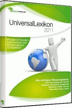 dtp UNIVERSALLEXIKON 2011 (DE) (Win)