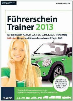 Franzis 3D Führerschein 2013 (DE) (Win)