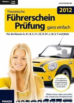 Franzis Theoretische Führerscheinprüfung 2012 ganz einfach (DE) (Win)