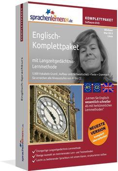 sprachenlernen24 Komplettpaket: Englisch