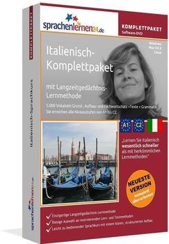 sprachenlernen24 Komplettpaket: Italienisch