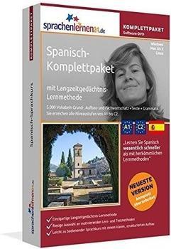 sprachenlernen24 Komplettpaket: Spanisch