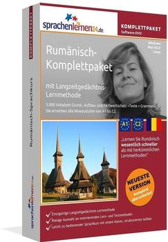 sprachenlernen24 Komplettpaket: Rumänisch