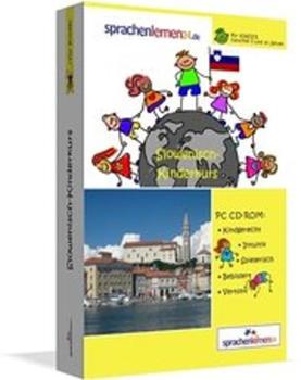 sprachenlernen24 Kindersprachkurs: Slowenisch