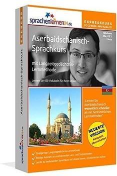 sprachenlernen24 Expresskurs: Aserbaidschanisch