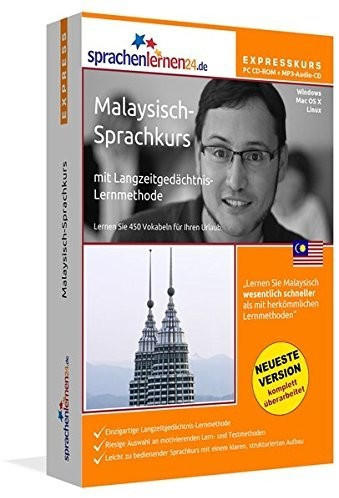 sprachenlernen24 Expresskurs: Malaysisch