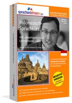 sprachenlernen24 Expresskurs: Indonesisch