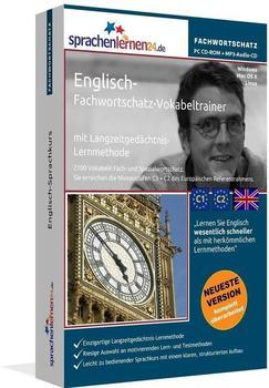 sprachenlernen24 Englisch Fachwortschatz Vokabeltrainer