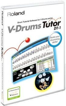 Roland V-Drums Tutor DT-1
