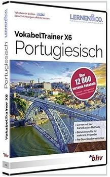 bhv Vokabeltrainer X6 Portugiesisch