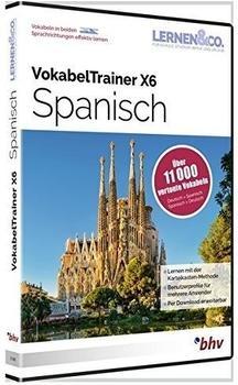 bhv Vokabeltrainer X6 Spanisch