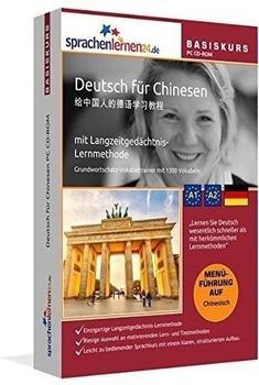 sprachenlernen24 Basiskurs: Deutsch für Chinesen