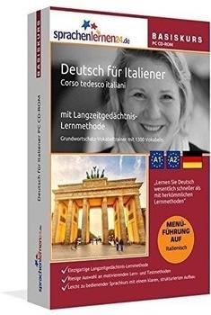 sprachenlernen24 Basiskurs: Deutsch für Italiener