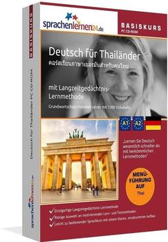 sprachenlernen24 Basiskurs: Deutsch für Thailänder