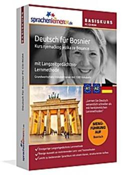 sprachenlernen24 Basiskurs: Deutsch für Bosnier