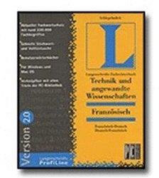 Langenscheidt Fachwörterbuch Französisch: Technik & angewandte Wissenschaften V2.0 (DE)
