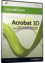 video2brain Adobe Acrobat 3D (DE) (Win/Mac)