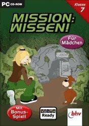 bhv Mission: Wissen - 7. Kl. Mädchen (DE) (Win)