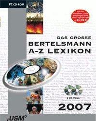 USM Das grosse Bertelsmann A-Z Lexikon (DE) (Win)