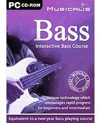 GSP Musicalis Interactive Bass Guitar Course (EN) (Win)