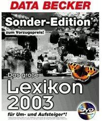 Data Becker Das große Lexikon 2003 Upgrade (DE) (Win)