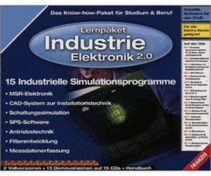 Franzis Lernpaket Industrie-Elektronik II (DE) (Win)