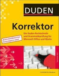 Duden Korrektor 4.0 (DE) (Win)