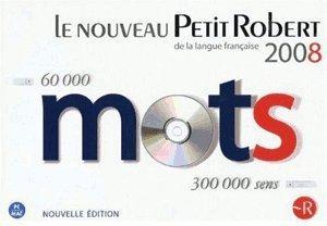 Mindscape Le Nouveau Petit Robert 2008 (FR) (Win/Mac)