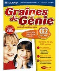 Mindscape Graine de génie CE2 2008 (FR) (Win)