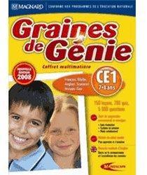 Mindscape Graine de génie CE1 2008 (FR) (Win)