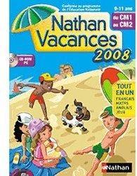 Nathan Vacances du CM1 vers le CM2 2008 (FR) (Win/Mac)